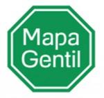 Logo Mapa Gentil