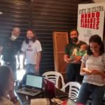 Reunião de pré-produção Documentário Parque Boca da Mata
